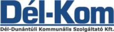 Dél Kom Nonprofit Kft logója